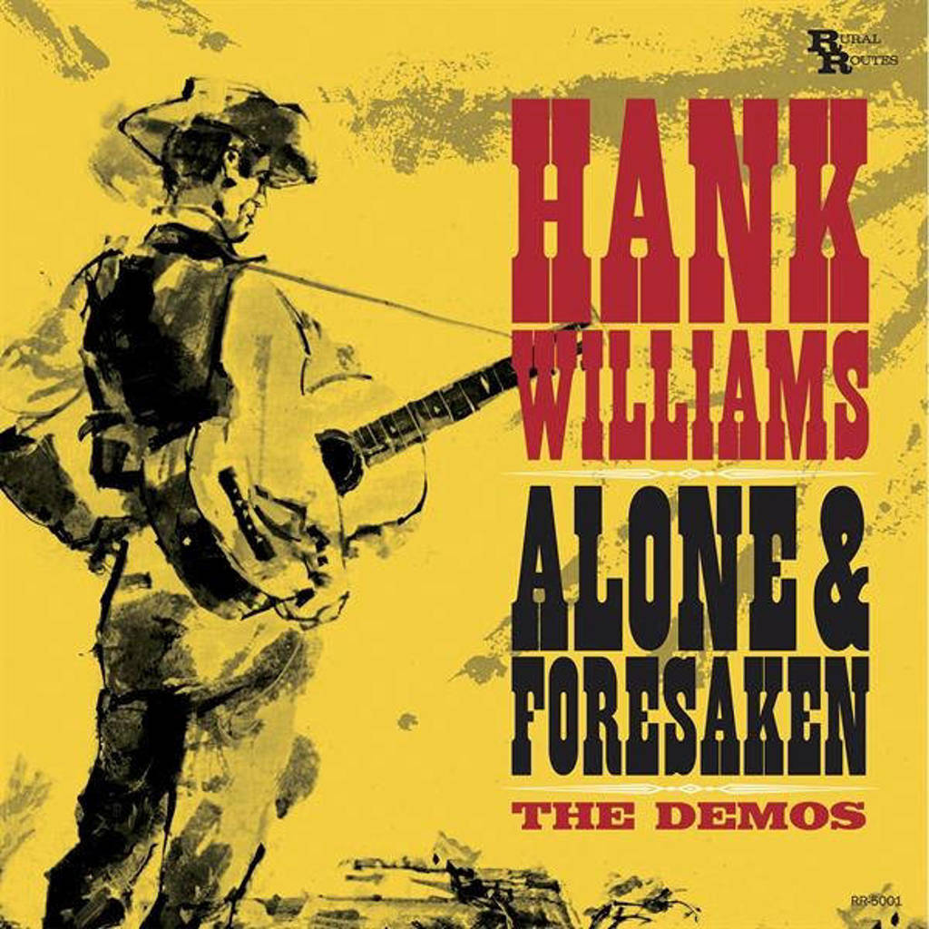 Hank Williams - Alone & Forsaken (CD)