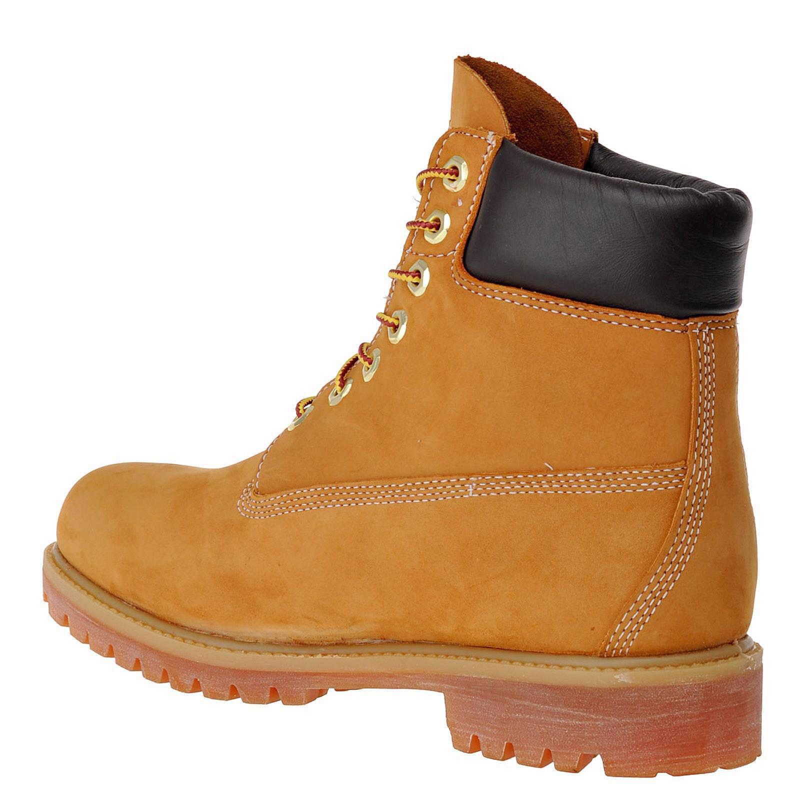 e32c903fbd7812 Timberland leren boots | wehkamp