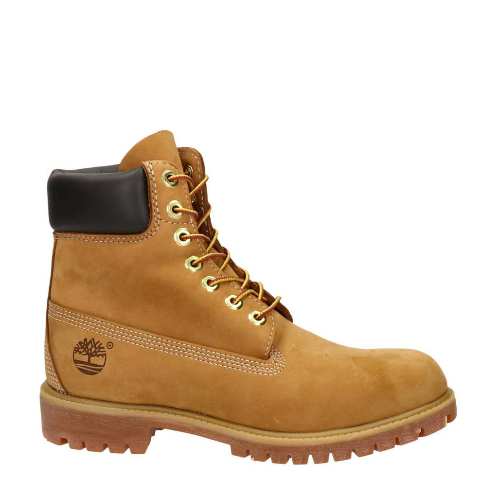 Timberland   leren boots, Geel