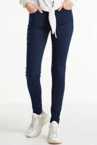 WE Fashion Blue Ridge mid rise skinny jeans midnight navy, Marine