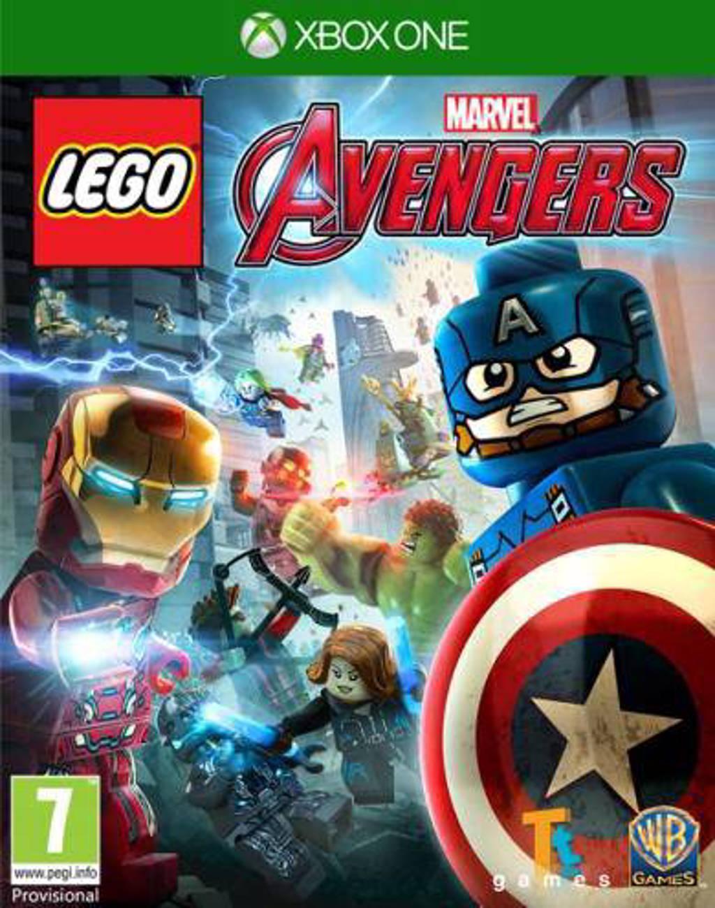 LEGO Marvels Avengers (Xbox One)