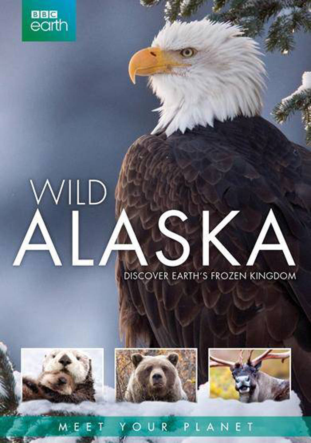 BBC earth - Wild Alaska (DVD)