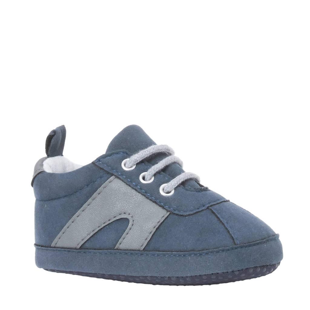 XQ babyschoenen, Blauw