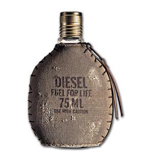 Fuel for Life Men eau de toilette - 75 ml