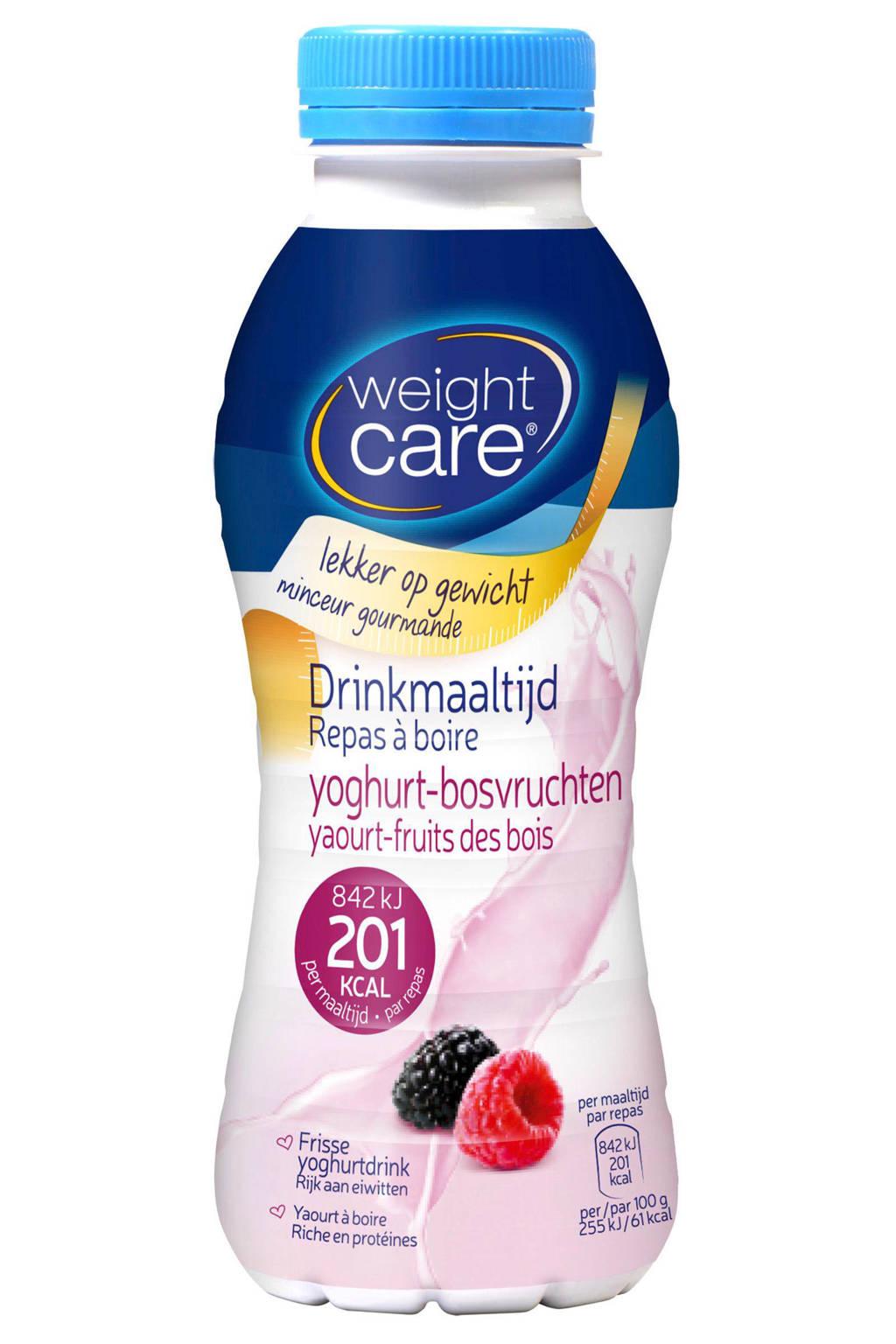Weight Care drinkmaaltijd yoghurt-bosvruchten - 1 stuk