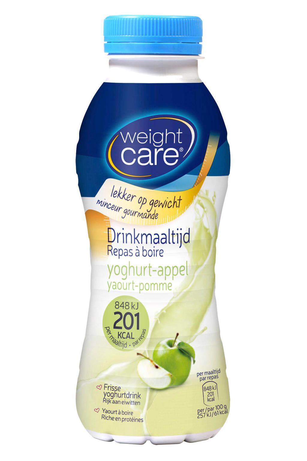 Weight Care drinkmaaltijd yoghurt-appel - 1 stuk