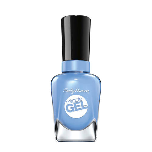 Sally Hansen Miracle Gel Color Coat gelnagellak 370 Sugar Fix