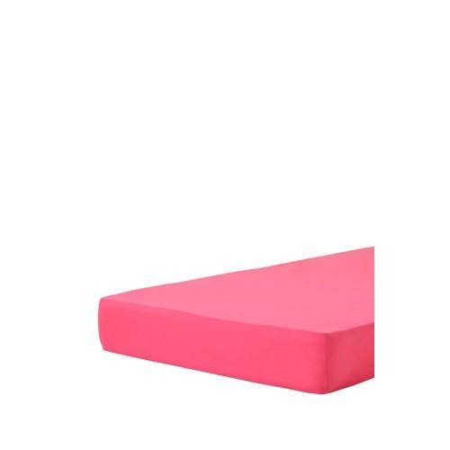 anytime jersey hoeslaken Roze