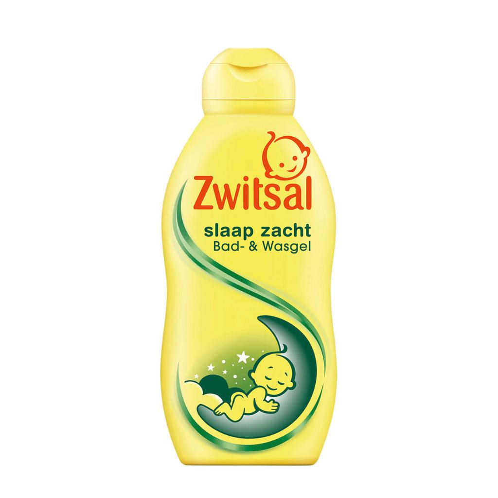 Zwitsal slaap zacht bad- & wasgel eucalyptus - 200 ml - baby