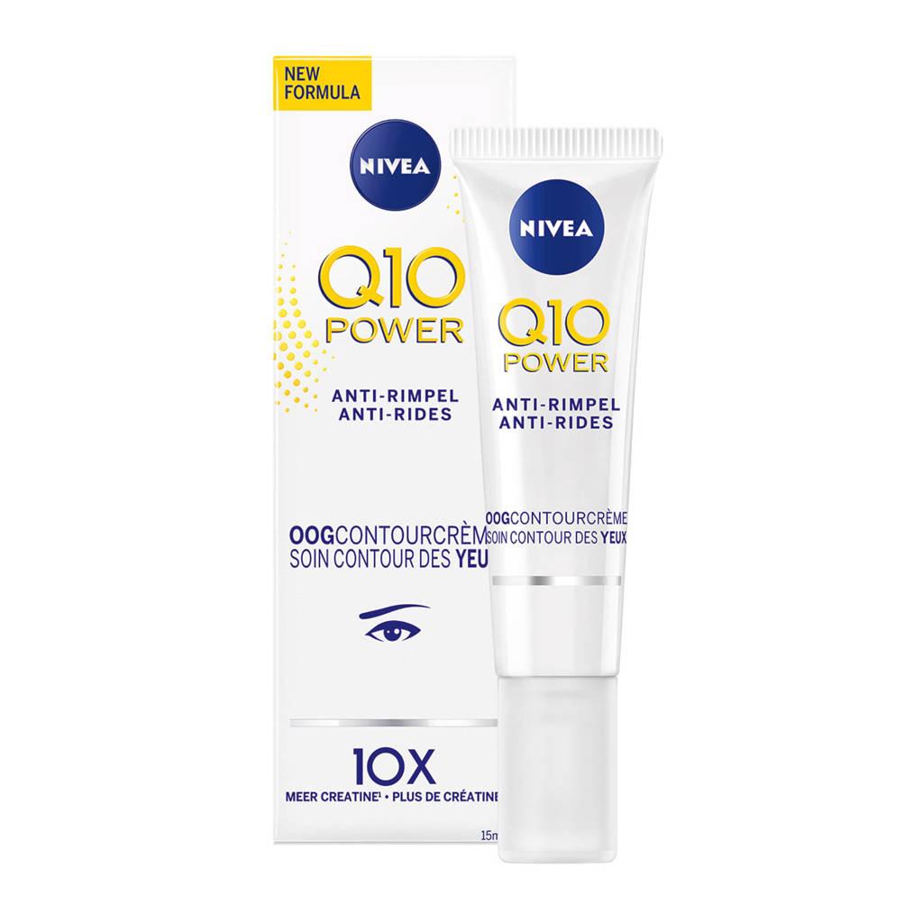 NIVEA Q10 Power anti-rimpel oogcontourcrème - 15ml