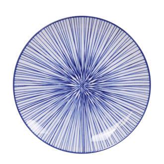Nippon Blue ontbijtbord (Ø20,6 cm)