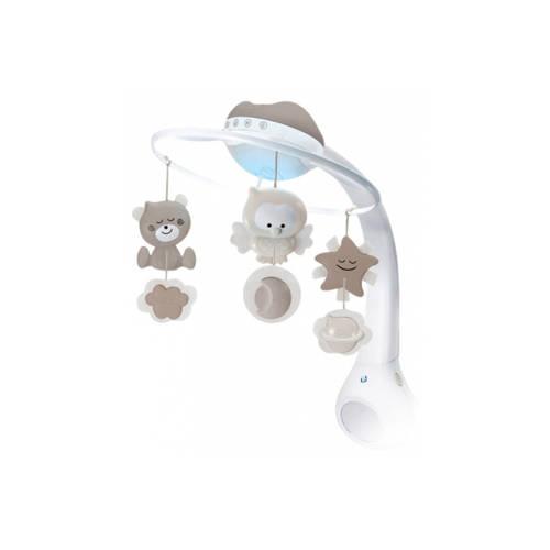 Infantino 3 fasen Projector met muziekmobiel, beige kopen