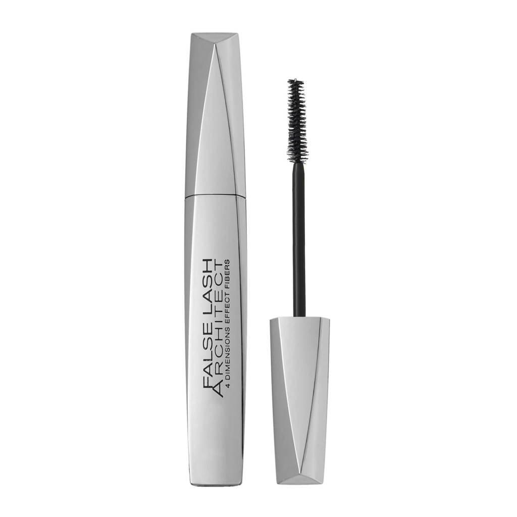 L'Oréal Paris 4D Lash Architect mascara - zwart, Zwart