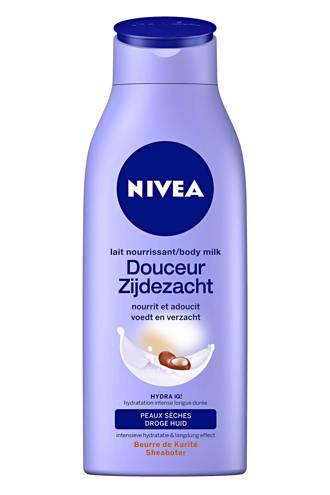 zijdezachte body milk