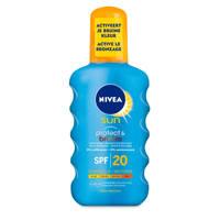 NIVEA SUN Protect & Bronze zonnebrand spray SPF20 - 200 ml