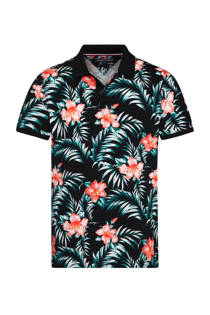 Tommy Hilfiger Hibiscus slim fit polo