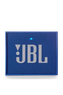 JBL Go  bluetooth speaker blauw