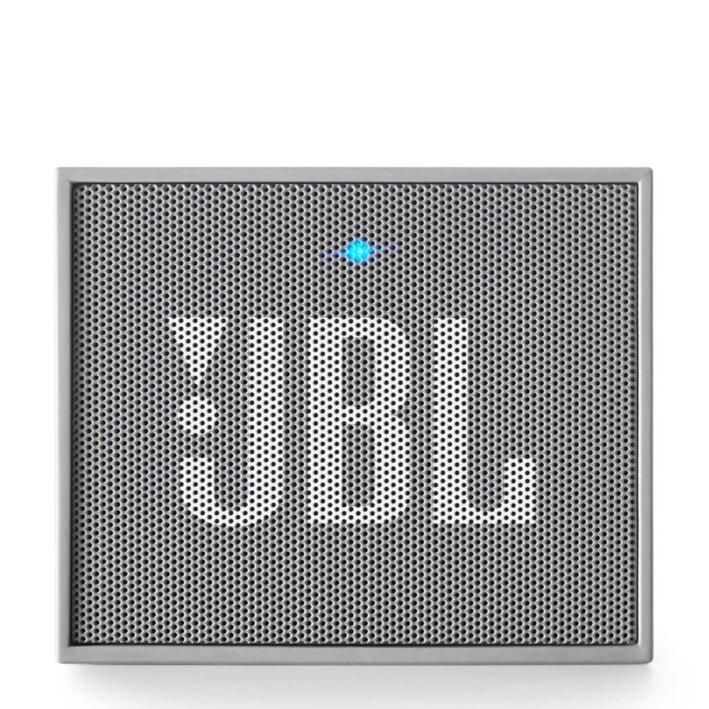 JBL GO  bluetooth speaker grijs, Grijs