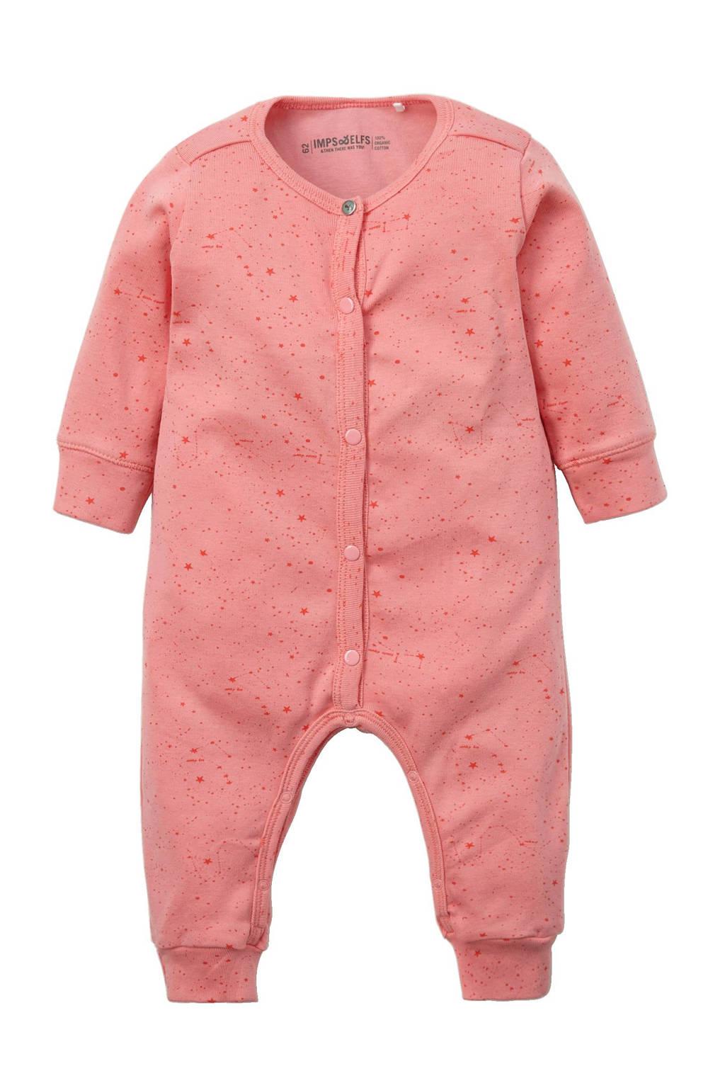 IMPS&ELFS newborn baby boxpak, Roze