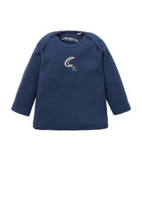 IMPS&ELFS baby newborn longsleeve, Donkerblauw