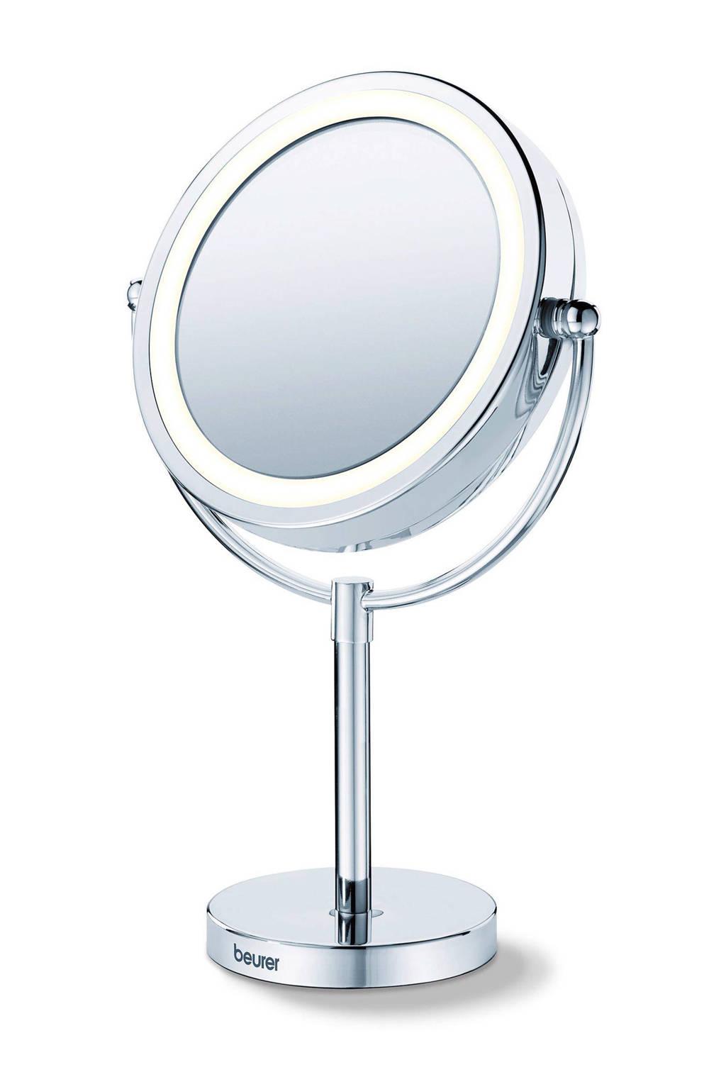 Cosmeticaspiegel Met Verlichting.Bs69 Cosmetica Spiegel Met Verlichting Wit