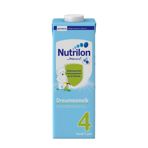 Nutrilon Dreumesmelk 4 kant-en-klaar