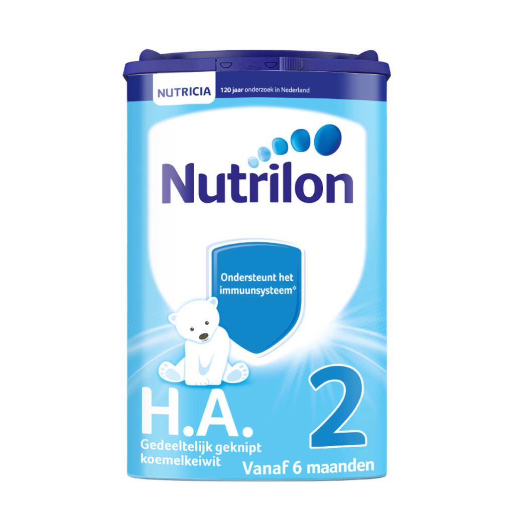 Nutrilon  H.A. 2 - vanaf 6 maanden  - 800 gram - Flesvoeding