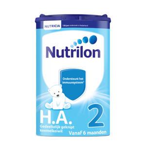 H.A. 2 - vanaf 6 maanden  - 800 gram - Flesvoeding