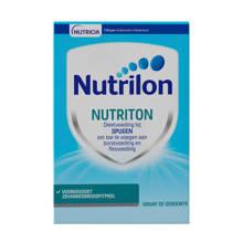 Nutriton - vanaf de geboorte