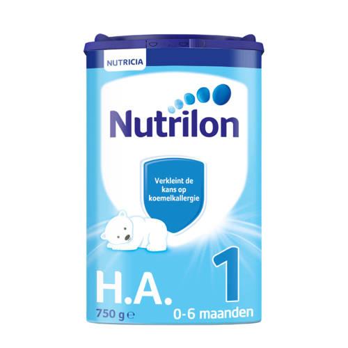 Nutrilon Zuigelingenvoeding 1 Hypo-allergeen 750gram