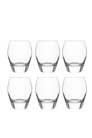 Atelier waterglas (Ø9,3 cm) (set van 6)