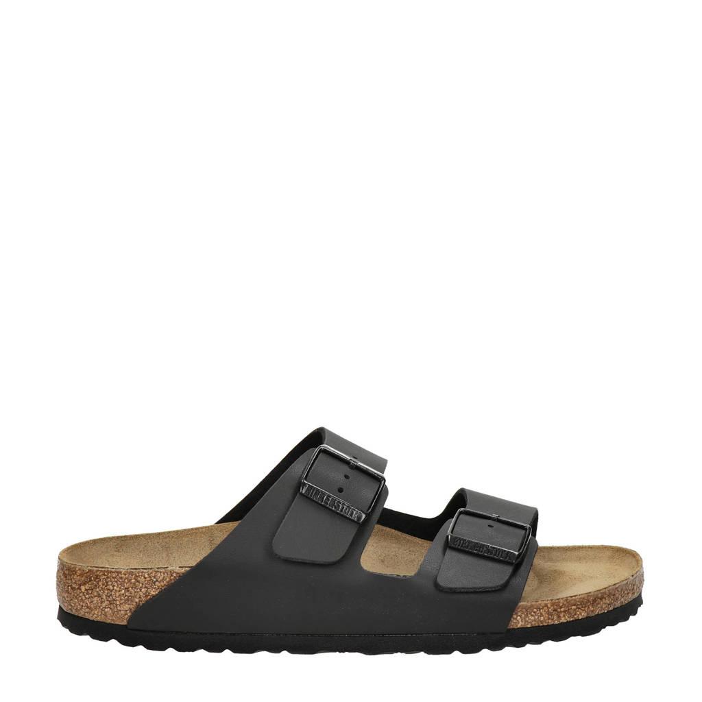 Birkenstock Arizona slippers, Zwart
