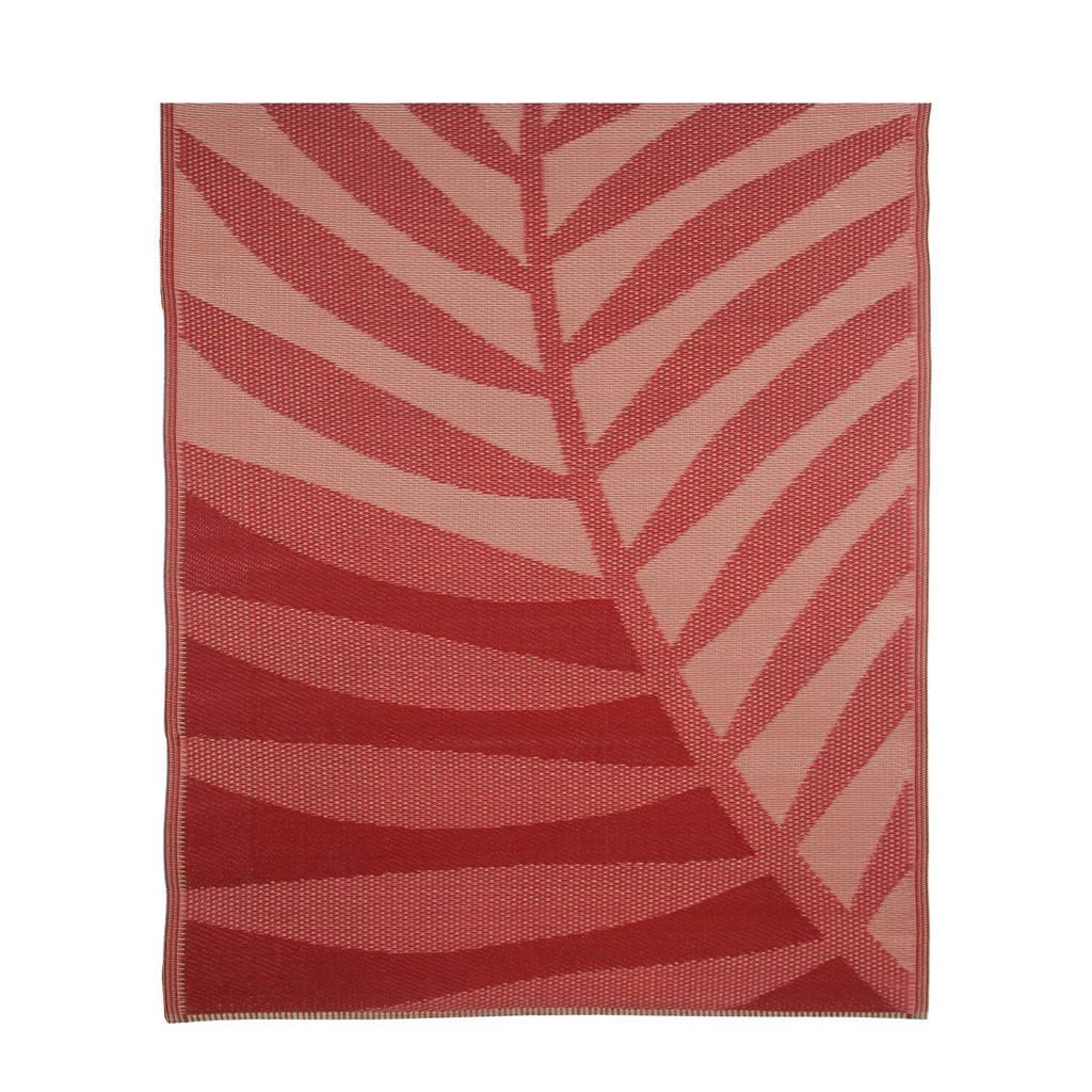 House of Seasons buitenkleed (180x120 cm), Rood
