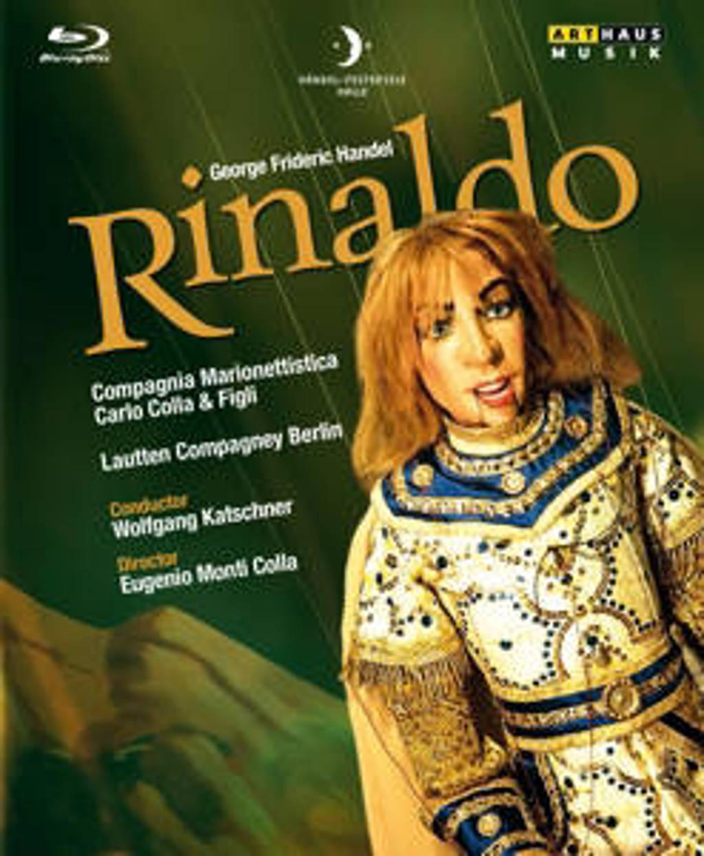 Giovannini,Geier,Schoder - Rinaldo, Ludwigsburg Palace Theatre (Blu-ray)