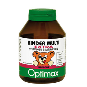 Kinder Multi Extra - 180 kauwtabletten