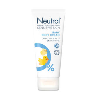 Baby body crème - 100 ml - parfumvrij