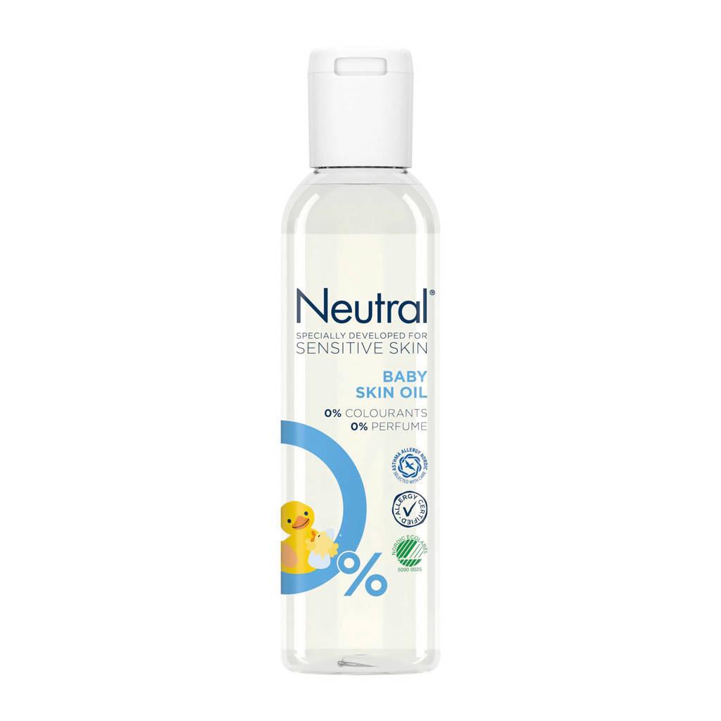 Neutral Baby huidolie - 150 ml - parfumvrij