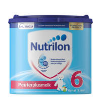 Nutrilon  Peutermelk 6 - vanaf 3 jaar - 400 gram - Flesvoeding, Vanaf 36 maanden