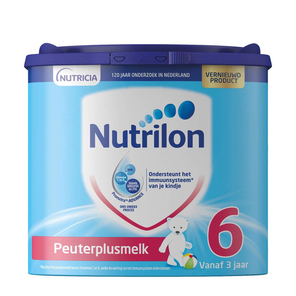 Nutrilon PeuterPlus melk 6, Vanaf 36 maanden