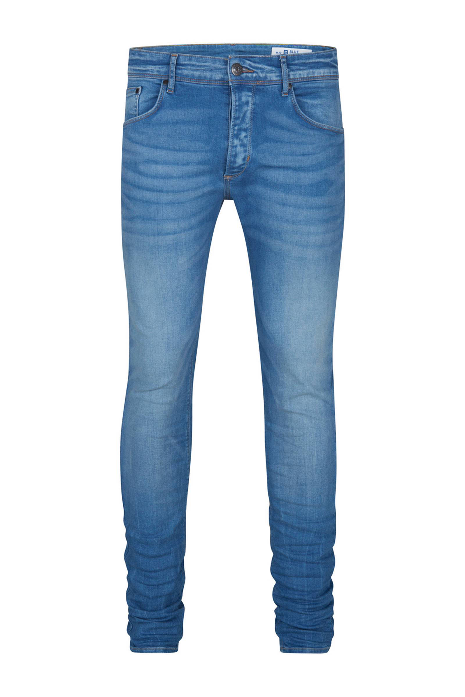 WE Fashion Blue Ridge slim fit super stretch jeans | wehkamp