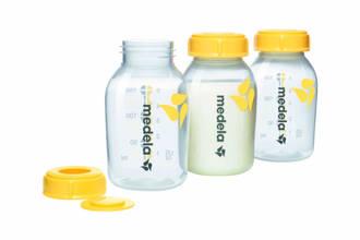 moedermelkfles 3 stuks (150 ml)