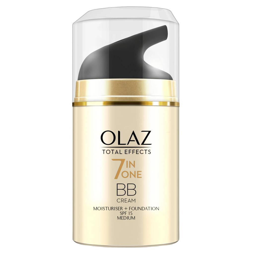Olay Total Effects BB crème SPF15 - 50ml, Medium
