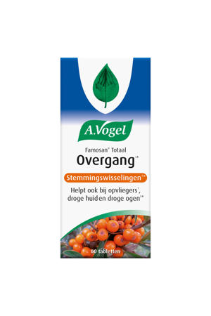 Famosan Overgang Totaal - 60 tabletten