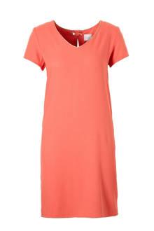 jurk met strikveter