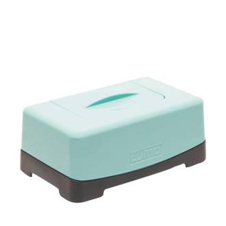 billendoekjesbox silt green