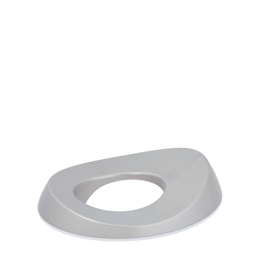 Luma toiletverkleiner sparkling silver, Sparkling Grey