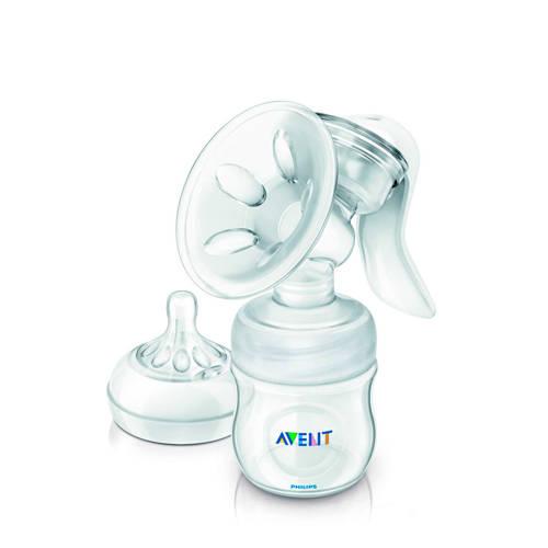 Philips AVENT SCF330/20 Comfort borstkolf met fles (125 ml) kopen