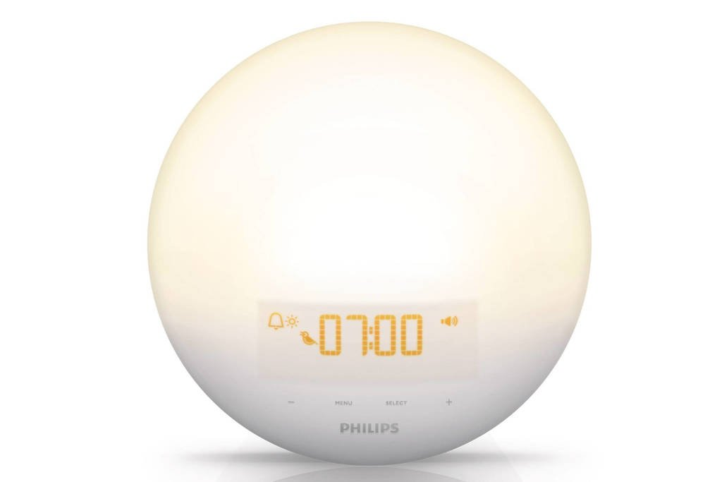 Philips HF3510/01 Wake-up Light, Wit