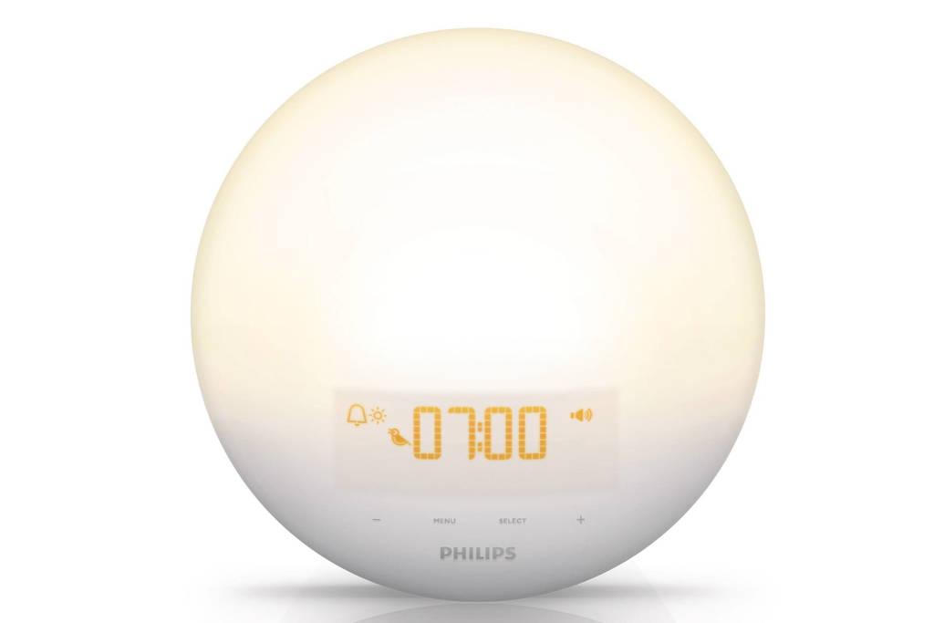 Philips Wekker Licht : Philips hf3510 01 wake up light wehkamp