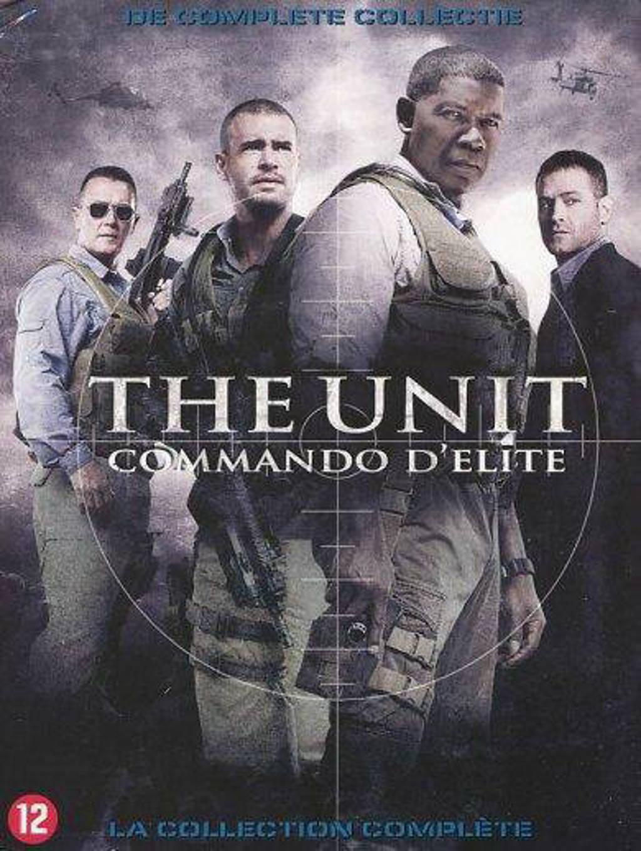 Unit - Seizoen 1-4 (DVD)